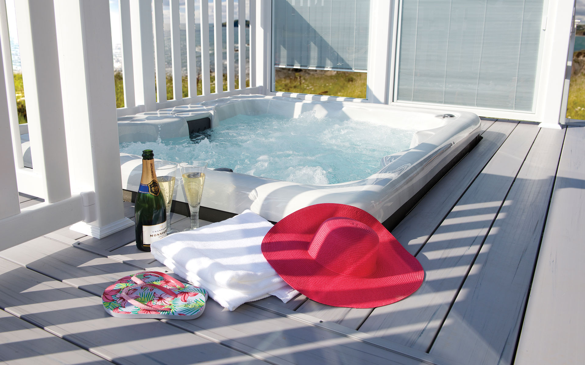 Park Leisure Solutions Hot Tub