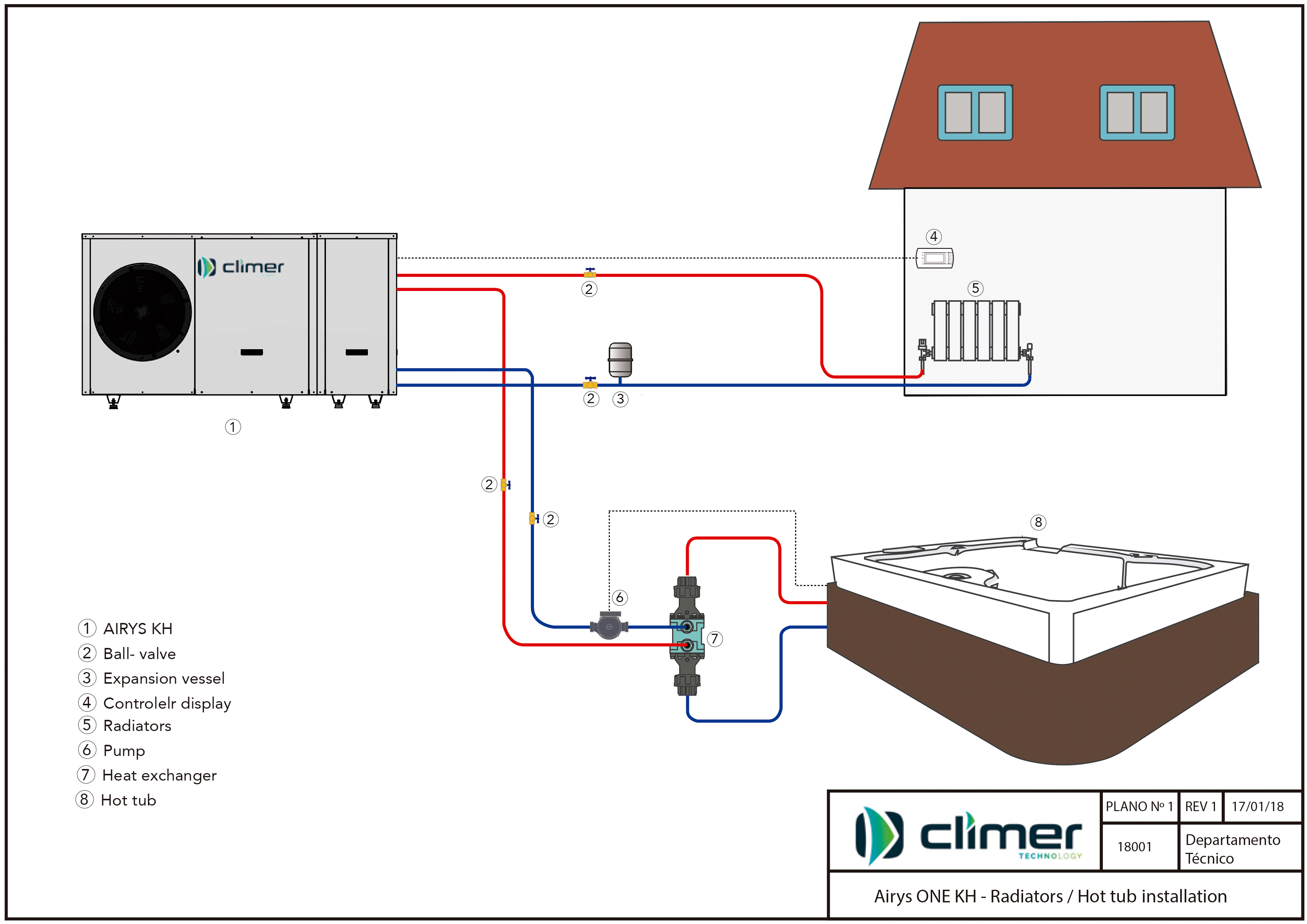 Holiday Home Heating And Hot Water System Park Leisure Solutions Ltd Tub To Heat Pump Wiring Diagram If You Would Like Further Details Of The New Systems Or Have A Requirement For Another Application Please Do Not