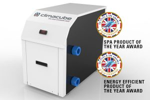 Climacube Hot Tub Heating System
