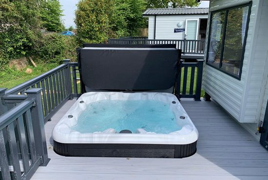st helens Hot Tub Installation