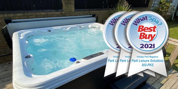 Triple Winners Of The Whatspa Holiday Park Hot Tub 'Best Buy' Awards!